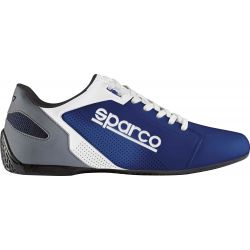 Sparco shoes SL-17 white/blue