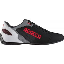 Sparco shoes SL-17 white/red