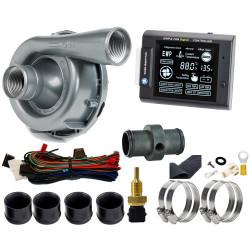 Állítsa be a vezérlőpanelt + elektromos vízszivattyút 115L / perc 10A