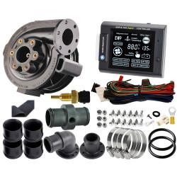 Állítsa be a vezérlőpanelt + elektromos vízszivattyút 150L / perc 10A