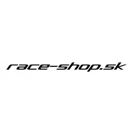 Matricák Nálepka race-shop.sk 3,5 x 47cm - čierna   race-shop.hu