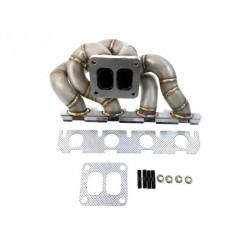 Rozsdamentes acél leömlõ AUDI A5 S3 A6 Q5 VW GOLF V-VII 2.0TFSI EXTREME - 4-henger