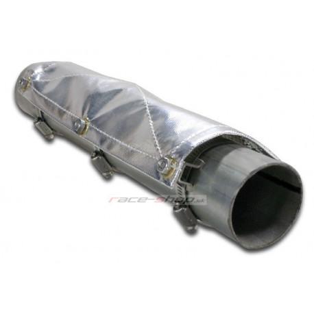 Borítók , pajzsok és hőszigetelés Hővédő pajzs a kipufogócsővekre Thermotec,61,4x15,2cm   race-shop.hu