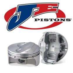 Kovácsolt dugattyúk JE pistons 2.0L TSI 83.50 mm 10.3:1(ASYM)(pin 21)