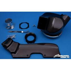 Direktszűrő rendszer SIMOTA Carbon Fiber Aero Form BMW E90 330i/325i 2005-