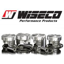 Kovácsolt dugattyúk Wiseco Mitsubishi 4G63 GenII 2.0L(8.5:1)(-12cc)Stroke/LR-BOD