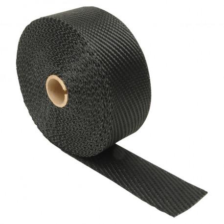 Átfolyó szemek DEI kipufogó bandázs-hez - 50mm x 7,5m Titanium Black | race-shop.hu