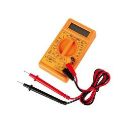 Digital multimeter AC-CC