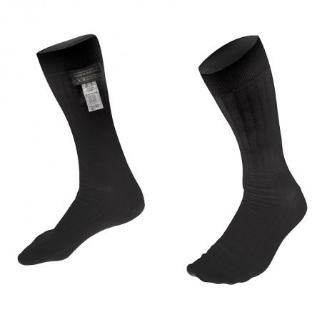 Alsőnemü Alpinestars Race V2 FIA zokni FIA homológ,magasított - fekete | race-shop.hu