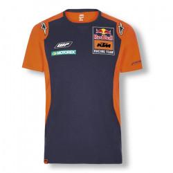 Alpinestars T-Shirt PETRONAS YAMAHA - Férfi fekete