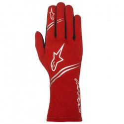 Alpinestars Tech-1 Start FIA homológ kesztyű piros