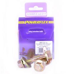 Powerflex Kerékdőlést állító csavar szet (12mm) Nissan Micra (K11) (1992 - 2002)