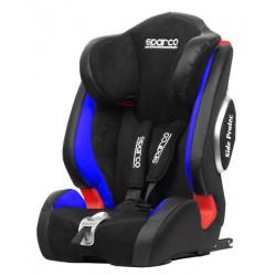 Gyerekülés Sparco corsa F1000k velúr (9-36kg)