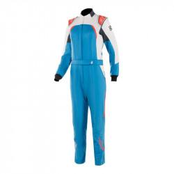 FIA/SFI ALPINESTARS Stella GP Pro Comp Női kék / fehér / narancs