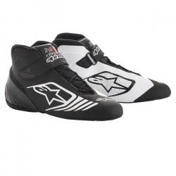 Cipő ALPINESTARS Tech-1 KX - Fekete / Fehér