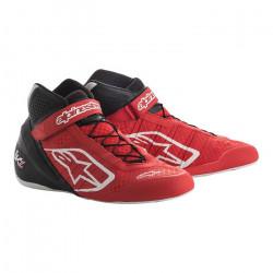 Cipő ALPINESTARS Tech-1 KZ - Piros / Fekete