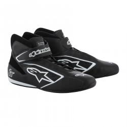 Cipő ALPINESTARS FIA Tech 1 T - Fekete / Fehér