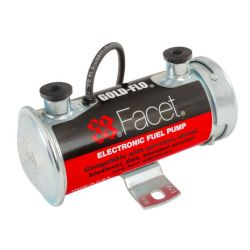 Alacsony nyomásu szivatyu Facet Cylindrical 0.41 - 0.48 Bar