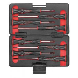 FORCE 8 db-os mini csavarhúzó készlet TORX