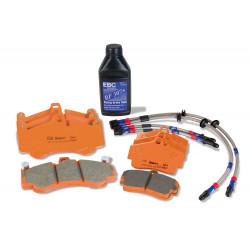EBC Orange kit PLK1010R - Fékbetétek, Fékcsövek, Fékfolyadékok