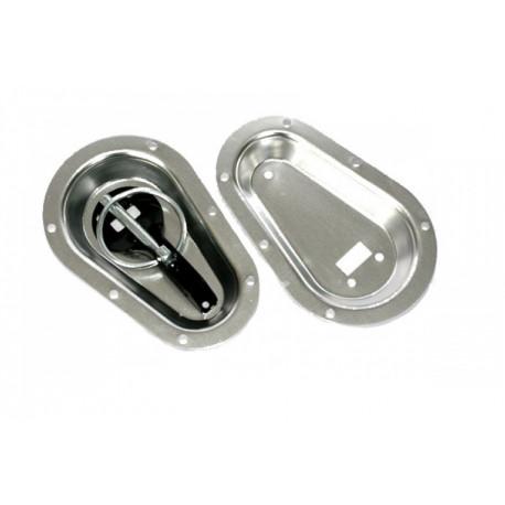 Motortérzárak Alumínium tányérok motorházleszorítók sülyesztészére | race-shop.hu