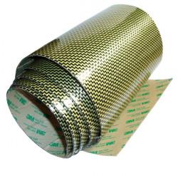 Öntapadó XL lap karbon/kevlar
