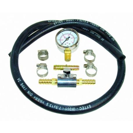 Manométerek, adapterek Tesztelö szett üzemanyag nyomásnak Sytec,0-1Bar   race-shop.hu