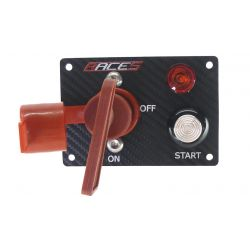 Start panel RACES ISP02 carbon