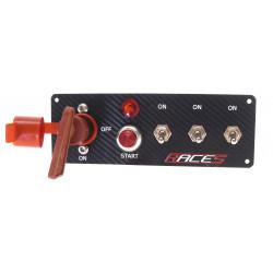 Start panel RACES ISP03 carbon