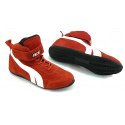 RACES Cipő low piros