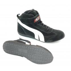 RACES Cipő low fekete
