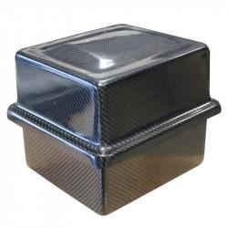 Akumulator box 240 x 210 x 210mm - Carbon