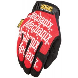 Work gloves Mechanix red