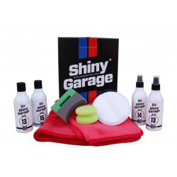 Shiny Garage kozmetikai minták