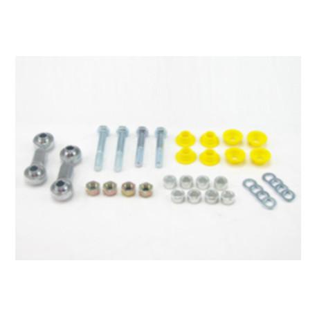 Whiteline Whiteline Sway bar - link kit adj spherical rod end M/SPORT | race-shop.hu