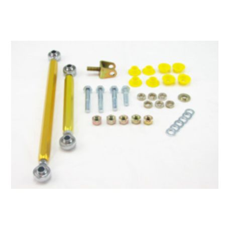 Whiteline Whiteline Sway bar - link kit 100mm lift adj spherical rod M/SPORT, első tengely | race-shop.hu