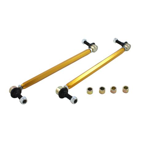 Whiteline Whiteline Sway bar - link kit heavy duty adj steel ball, predná náprava | race-shop.hu