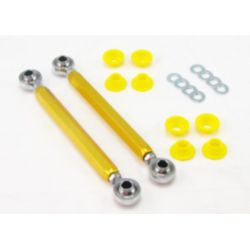 Whiteline Sway bar - link kit adj spherical rod end M/SPORT, első tengely
