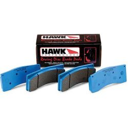 Fékbetétek Hawk HB107E.620, Race, min-max 37°C-300°C