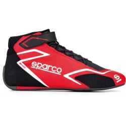 Sparco SKID FIA Homológ cipő piros