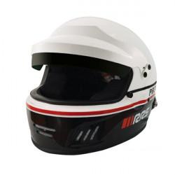 Bukósisak RRS Protect RALLY BLACK FIA 8859-2015 Hans
