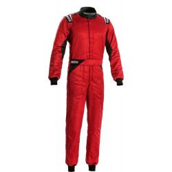 FIA Overál Sparco Sprint piros