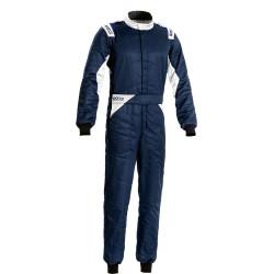 FIA Overál Sparco Sprint kék/feher