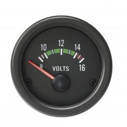 RACES Classic mérőóra - töltés (voltmérő)