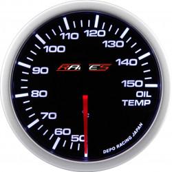 RACES Clubman mérőóra -Olaj hőmérséklet