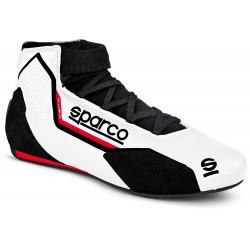 Sparco X-LIGHT FIA Homológ cipő feher