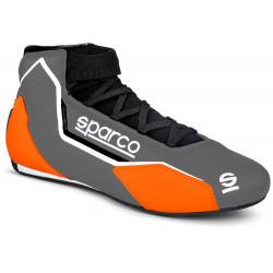 Sparco X-LIGHT FIA Homológ cipő szürke