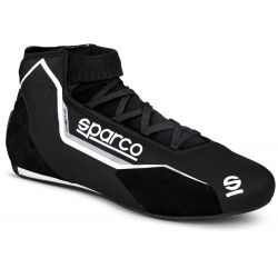 Sparco X-LIGHT FIA Homológ cipő fekete