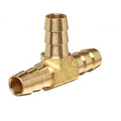 Sytec T sargaréz cső csatlakozó - 8mm