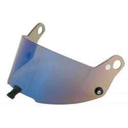 Stilo ST5F visor - iridium light blue